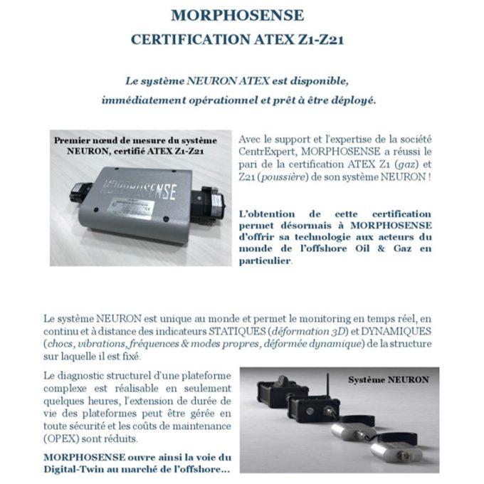 ATEX press release image